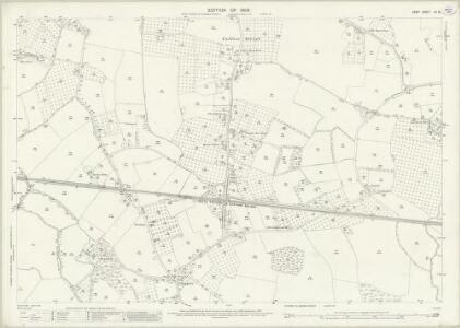 Kent LII.13 (includes: Marden; Yalding) - 25 Inch Map
