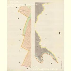 Neudorf (Nowawes) - m1863-1-013 - Kaiserpflichtexemplar der Landkarten des stabilen Katasters