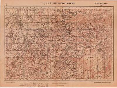 Lambert-Cholesky sheet 2977 (Șomcuta Mare)