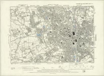 Yorkshire CCXIV.NE - OS Six-Inch Map