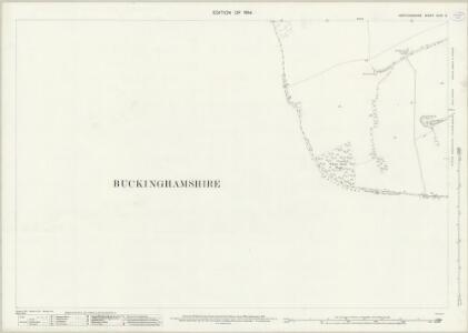 Hertfordshire XLVII.2 (includes: Chalfont St Peter; Denham; Gerrards Cross; Rickmansworth Urban) - 25 Inch Map