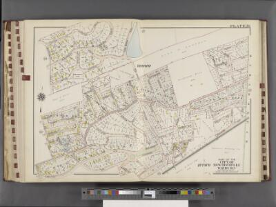 Westchester, V. 1, Double Page Plate No. 26 [Map bounded by Mamaroneck, Albemarle Ave., Brookdale Ave., Hamilton Ave., Sydney St., Montgomery Circle, Overlook Circle]
