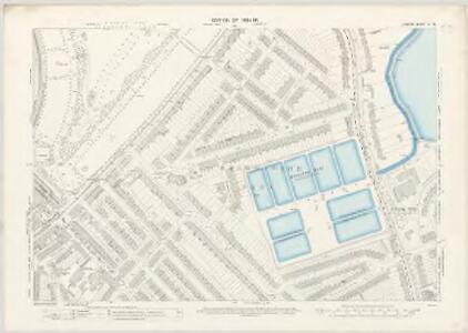 London III.75 - OS London Town Plan