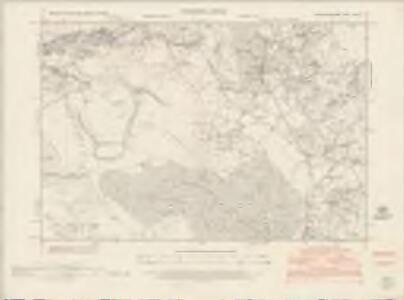 Caernarvonshire XXI.SE - OS Six-Inch Map