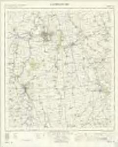 Gainsborough - OS One-Inch Map