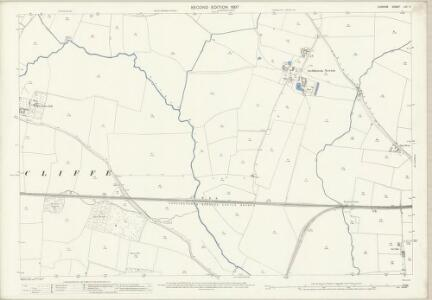 Durham LIV.4 (includes: Archdeanon Newton; Darlington; High Coniscliffe; Low Coniscliffe; Walworth) - 25 Inch Map