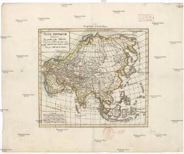 Asiae antiquae tabula