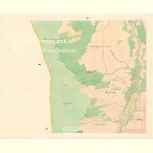Břesowa - m0264-1-004 - Kaiserpflichtexemplar der Landkarten des stabilen Katasters