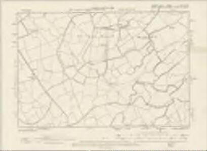 Sussex XLVI.NW - OS Six-Inch Map