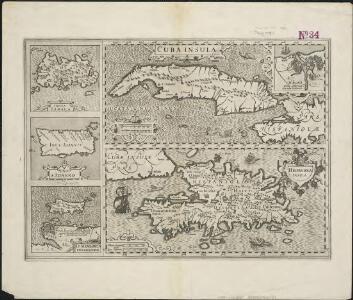 Cuba Insula ; Hispaniola Insula