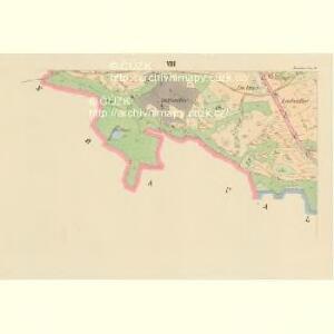 Sandau - c1416-1-006 - Kaiserpflichtexemplar der Landkarten des stabilen Katasters
