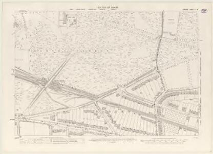 London X.45 - OS London Town Plan