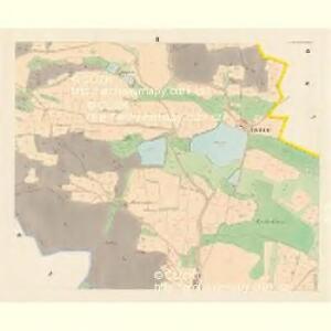 Patschiw (Patčjwo) - c5617-1-002 - Kaiserpflichtexemplar der Landkarten des stabilen Katasters