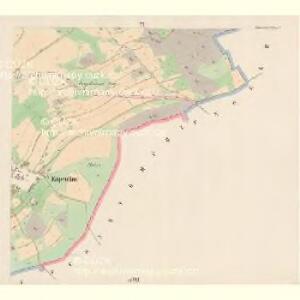 Espenthor - c5463-1-005 - Kaiserpflichtexemplar der Landkarten des stabilen Katasters