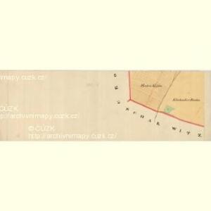 Moskowitz - m1678-1-009 - Kaiserpflichtexemplar der Landkarten des stabilen Katasters