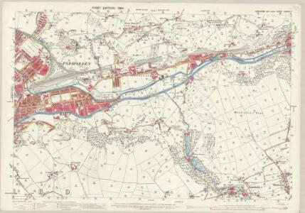Yorkshire CCXXIX.11 (includes: Todmorden) - 25 Inch Map