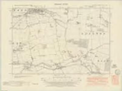 Durham XLVII.SE - OS Six-Inch Map