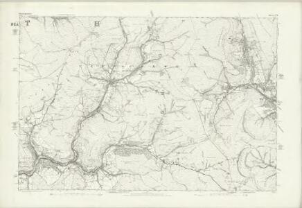 Glamorgan XVI - OS Six-Inch Map