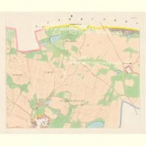 Plesche - c5827-1-002 - Kaiserpflichtexemplar der Landkarten des stabilen Katasters