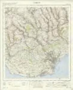 Cardiff - OS One-Inch Map