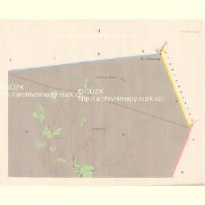 Gross Stiebnitz (Welka Sstjbnice) - c9236-2-002 - Kaiserpflichtexemplar der Landkarten des stabilen Katasters