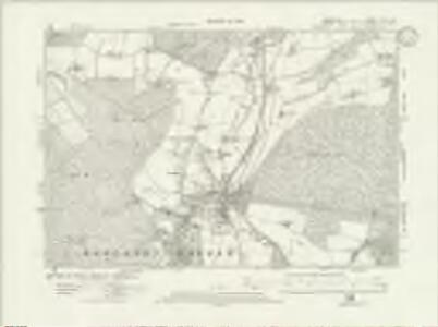 Hampshire & Isle of Wight LXVIII.SE - OS Six-Inch Map