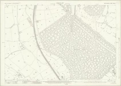 Hertfordshire XXXV.11 (includes: Bishops Hatfield; North Mimms) - 25 Inch Map