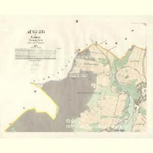 Augezd - c8209-1-002 - Kaiserpflichtexemplar der Landkarten des stabilen Katasters