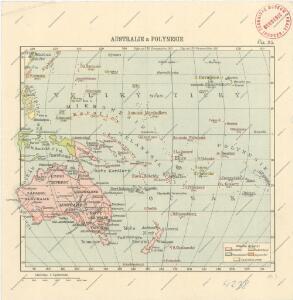 Austrálie a Polynesie
