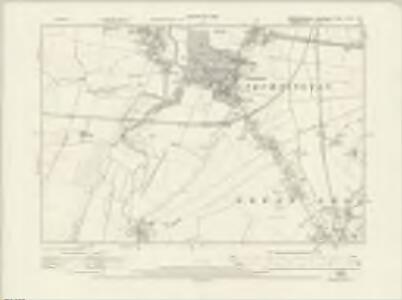 Cambridgeshire XLVII.SW - OS Six-Inch Map