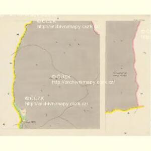 Königswarth - c3820-1-002 - Kaiserpflichtexemplar der Landkarten des stabilen Katasters