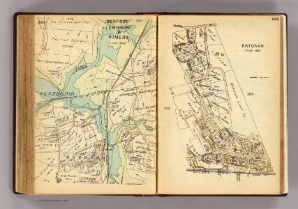 264-265 Bedford, Lewisboro, Somers, Katonah.
