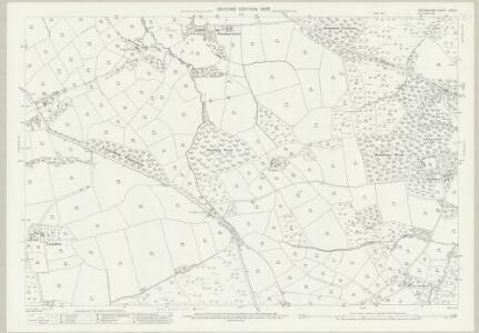 Devon LXIV.3 (includes: Hatherleigh; Jacobstowe) - 25 Inch Map