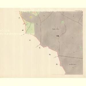 Gross Deschau - m3335-1-008 - Kaiserpflichtexemplar der Landkarten des stabilen Katasters