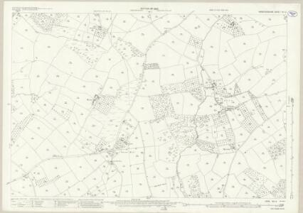 Herefordshire XIII.5 (includes: Kimbolton With Hammish; Laysters; Middleton On The Hill) - 25 Inch Map