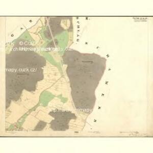 Weisenbach - c0215-2-002 - Kaiserpflichtexemplar der Landkarten des stabilen Katasters