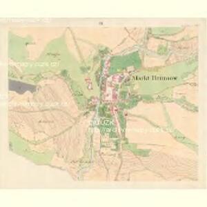 Brumow - m0231-1-009 - Kaiserpflichtexemplar der Landkarten des stabilen Katasters