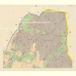 Hainspach - c4122-3-002 - Kaiserpflichtexemplar der Landkarten des stabilen Katasters