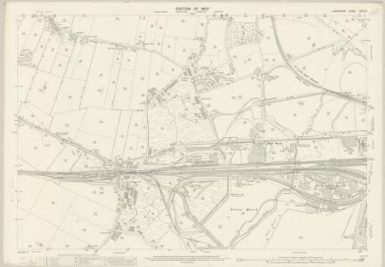 Lancashire CXIV.12 (includes: Widnes) - 25 Inch Map
