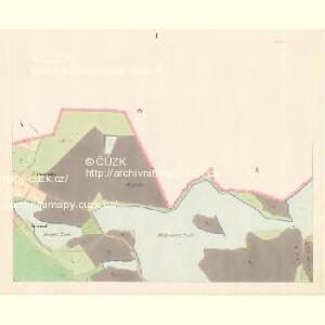 Zliw - c9281-1-001 - Kaiserpflichtexemplar der Landkarten des stabilen Katasters