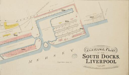 Insurance Plan of the City of Liverpool Vol. II: sheet 29-2