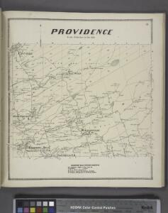 Providence [Township]; Hagedorns Mills Business Directory.