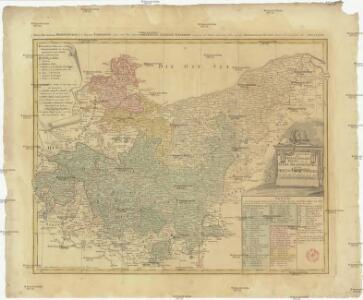 Der nördliche Theil des Ober Sächsischen Kreises oder die Mark Brandenburg und das Herzogthum Pommern