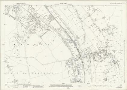 Hertfordshire XXX.13 (includes: Great Amwell; Stanstead Abbots; Stanstead St Margaret) - 25 Inch Map