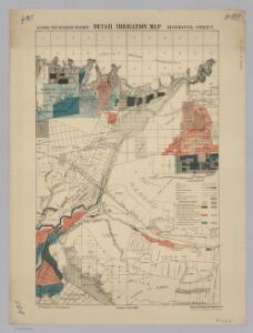 Monrovia.  Detail Irrigation Map.