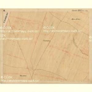 Gross Tajax - m0606-1-002 - Kaiserpflichtexemplar der Landkarten des stabilen Katasters