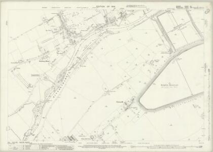 Surrey XII.1 (includes: Sunbury; Walton Upon Thames) - 25 Inch Map