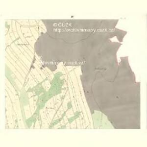 Passek - m2230-1-004 - Kaiserpflichtexemplar der Landkarten des stabilen Katasters