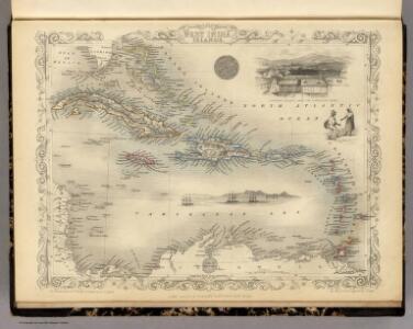 West India Islands.