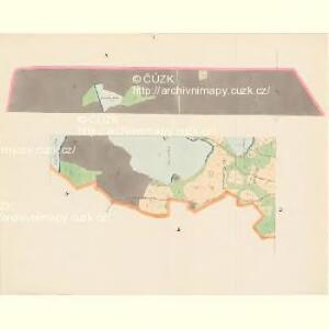 Kollenetz - c3278-1-001 - Kaiserpflichtexemplar der Landkarten des stabilen Katasters